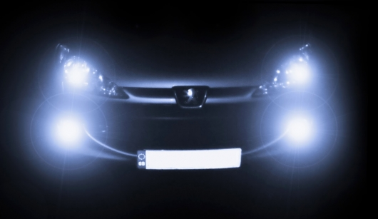 Is it possible to put led bulbs in fog lights