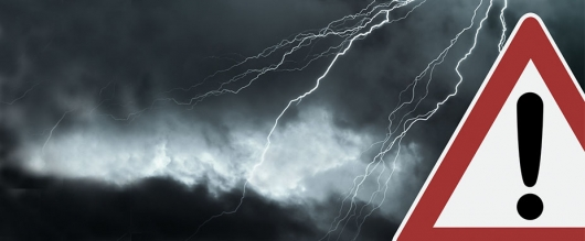 Lightning: Correct the behavior of the driver during a thunderstorm