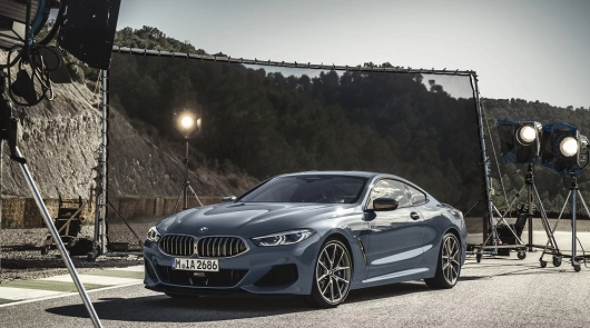 Official: BMW introduced the 8-Series