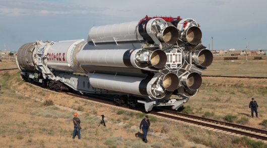 The carrier rocket
