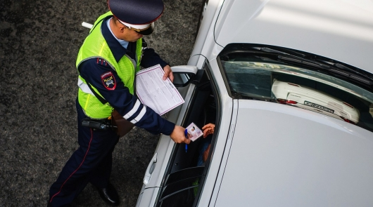 Differences in procedures of inspection and examination: Clarification of the traffic police