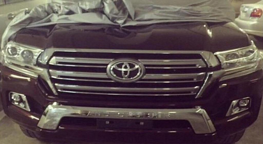 Photo 2016 Toyota Land Cruiser
