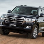Photo 2016 Toyota Land Cruiser
