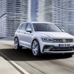 2017 Volkswagen Tiguan, bigger and premium