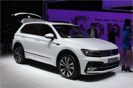 Volkswagen Tiguan 2016: First review