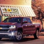 2016 Chevrolet Silverado presented in Texas, 5.3-liter V8 engine with an 8-speed automatic [Photo]