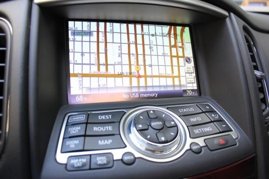 2016 Infiniti QX50: Test Drive