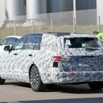 How will the 2017 Mercedes-Benz E-Class. Plus photos of new items in the station wagon