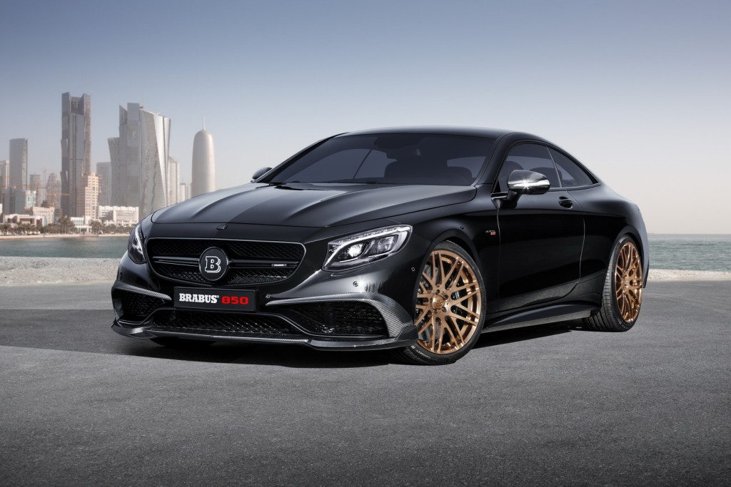 S63 AMG Brabus 850 Coupe