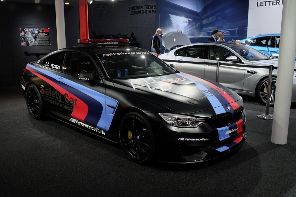 BMW M4 Water Boost