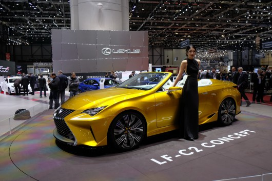 Photo new Lexus LF-C2
