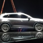 Mazda CX-9: Photos of the premiere