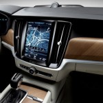 Volvo S90 sedan declassified