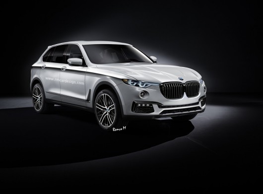 How will the new generation of the BMW X5?