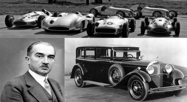 Hans Nibel: a designer who has made Mercedes-Benz great automaker
