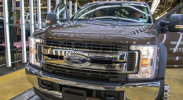 Ford is preparing to release a 10-speed automatic transmission