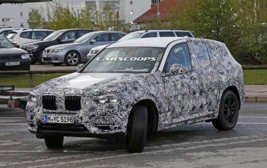 How will the new 2018 BMW X3 inside