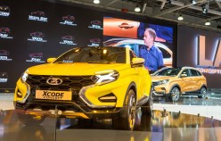 New Lada XCode 2016 on the Moscow motor show [87 PHOTOS]