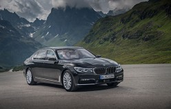 BMW reveals prices for its new hybrid model in Russia in 2016