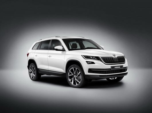 Meet the new seven-seater crossover 2016 Skoda Kodiak [specifications, photos]