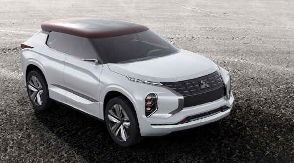 A new concept from Mitsubishi is heading to Paris