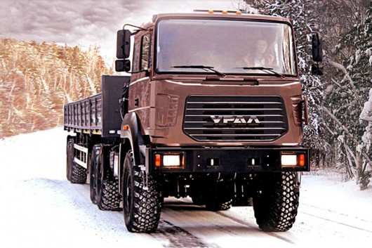 Big trucks: best trucks