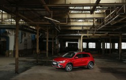 Restyled Mitsubishi ASX 2017 in Paris