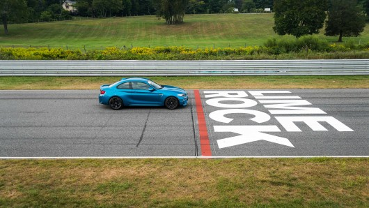 2017 BMW M2 fantastic car for the track, but not for the city