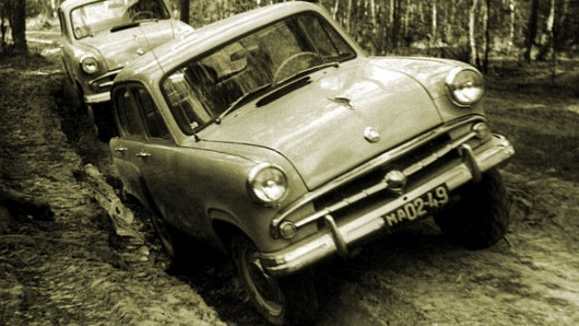 The best SUVs of the USSR