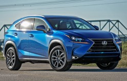2016 Lexus NX 200t, a test drive, two years later