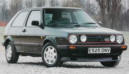 10 best cars of the 1980-ies
