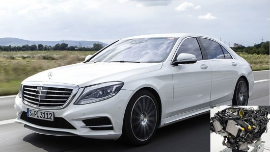 New Petrol And Sel Engines For Mercedes S Cl Of 2017