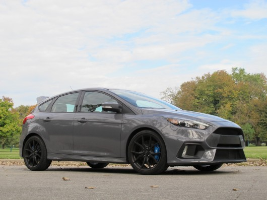 Browse Ford Focus RS 2016 - the hottest of hatchbacks