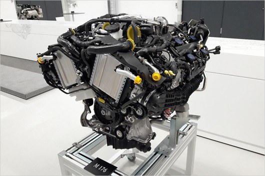 New petrol and diesel engines for Mercedes S-Class of 2017