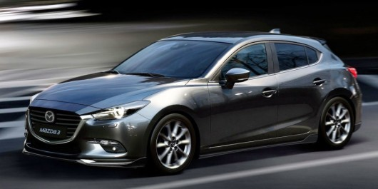 Mazda is developing a new type gasoline engines without spark plugs