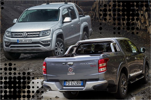 All pickups-SUVs in the Russian market