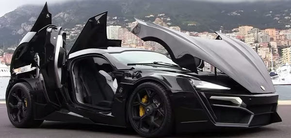 Top 10 Most Expensive Cars In The World Photos And Review