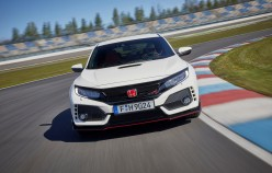 How it will look in 2018 the European version of the Honda Civic Type R [Photos and video]