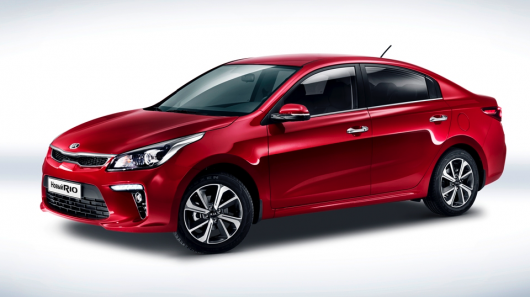 Compare new Kia Rio and Hyundai Solaris second generation