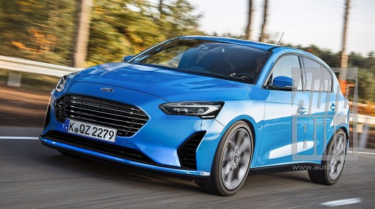 All the currently known information about the new 2018 Ford Focus