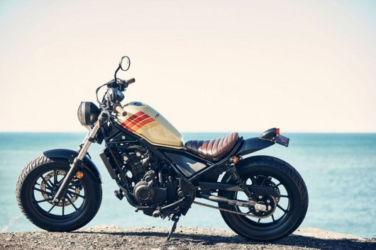 Honda Rebel 2017 model year – possibly the coolest motorcycle for beginners
