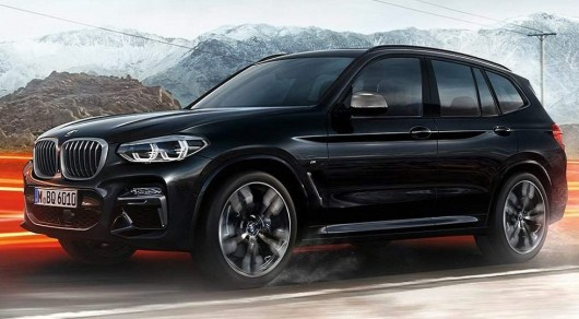 2018 BMW X3 First official photos and all the details