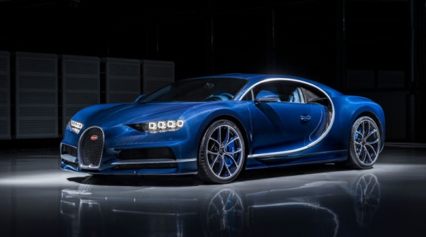Why the Bugatti Chiron is likely to not be dispersed up to 500 km/h