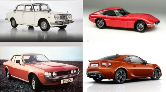 The best Toyota cars ever created