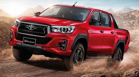 Top 5 facts about the facelifted Toyota Hilux