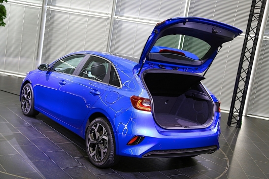 Kia Ceed Russia receives approval: Top 5 facts