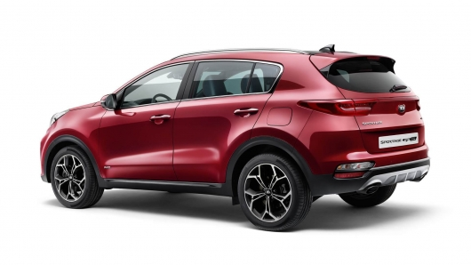 Kia has revealed a facelifted version of the Sportage: Top 5 facts