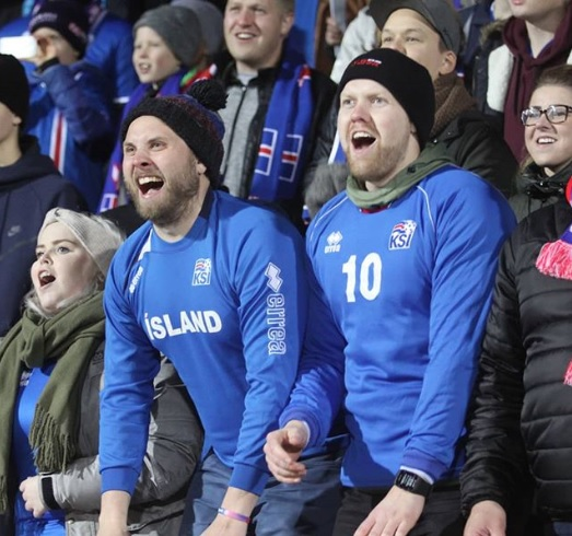 From Iceland to Russia to the championship in 2018 in the