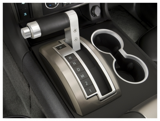 Why some automatic transmission switch directly, while others zigzag
