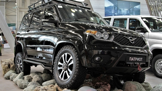 Five facts about the new UAZ Patriot 2019